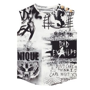 Victoria's Secret & Balmain Limited Edition Shirt
